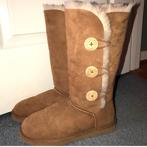 006ea53a4b2 UGG Bailey Button Triplet II Boot